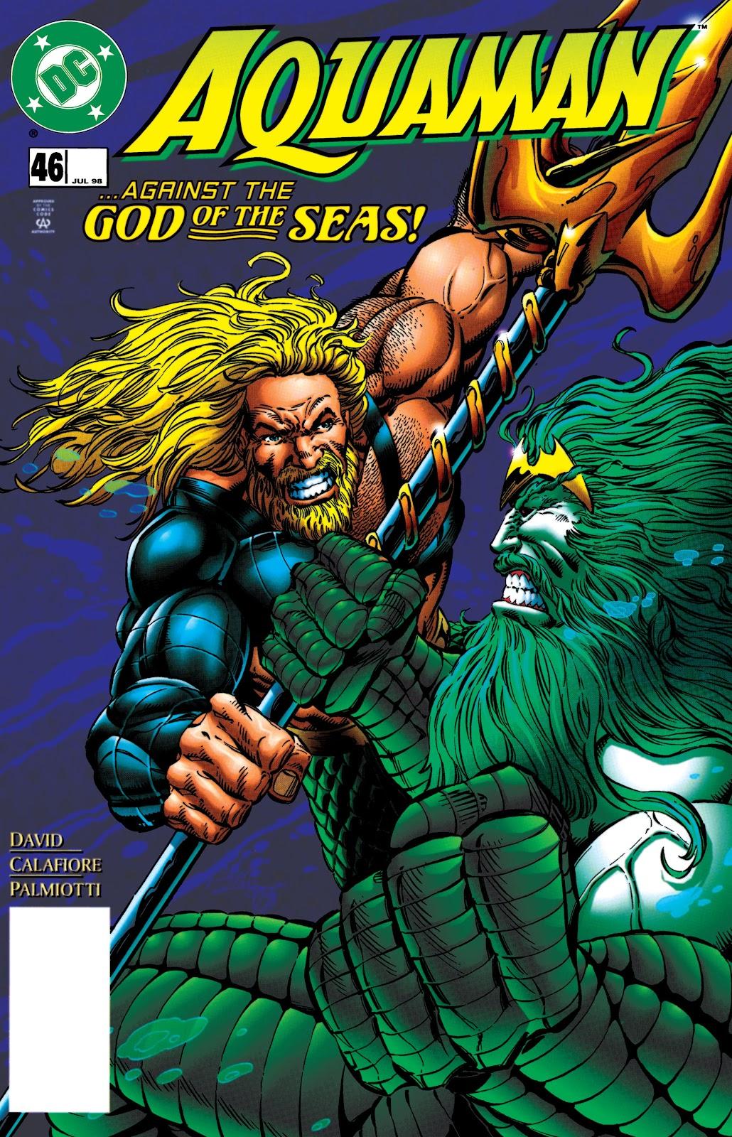 Aquaman (1994) Issue #46 #52 - English 1
