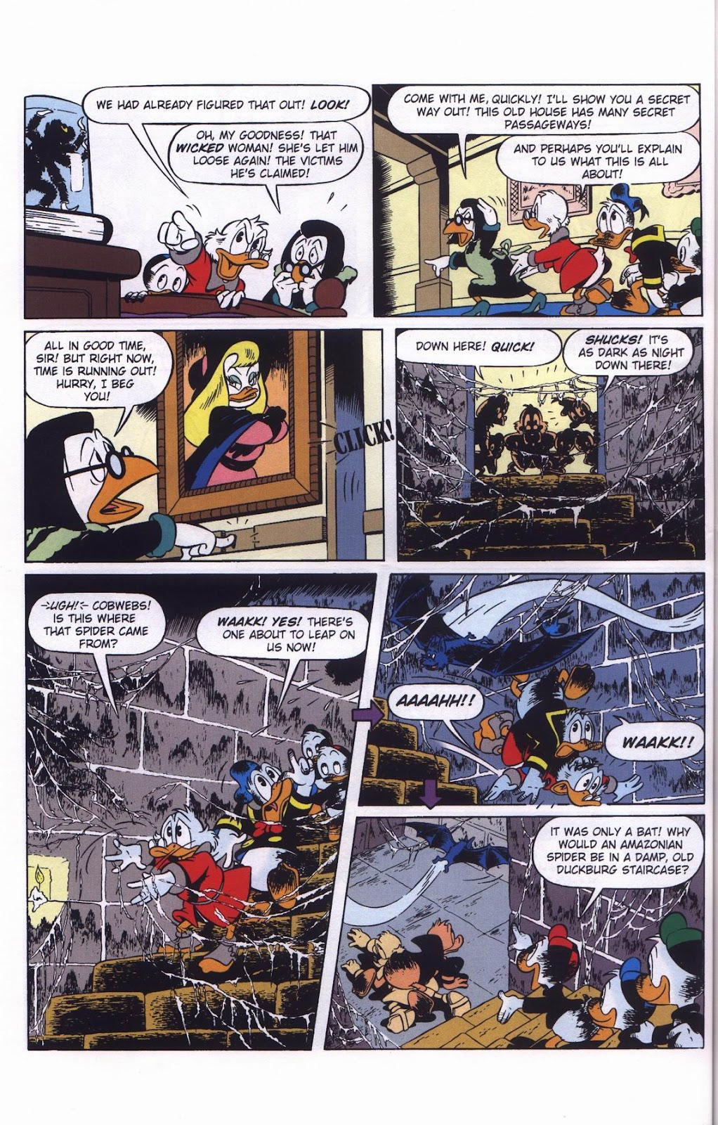 Uncle Scrooge (1953) Issue #311 #311 - English 46