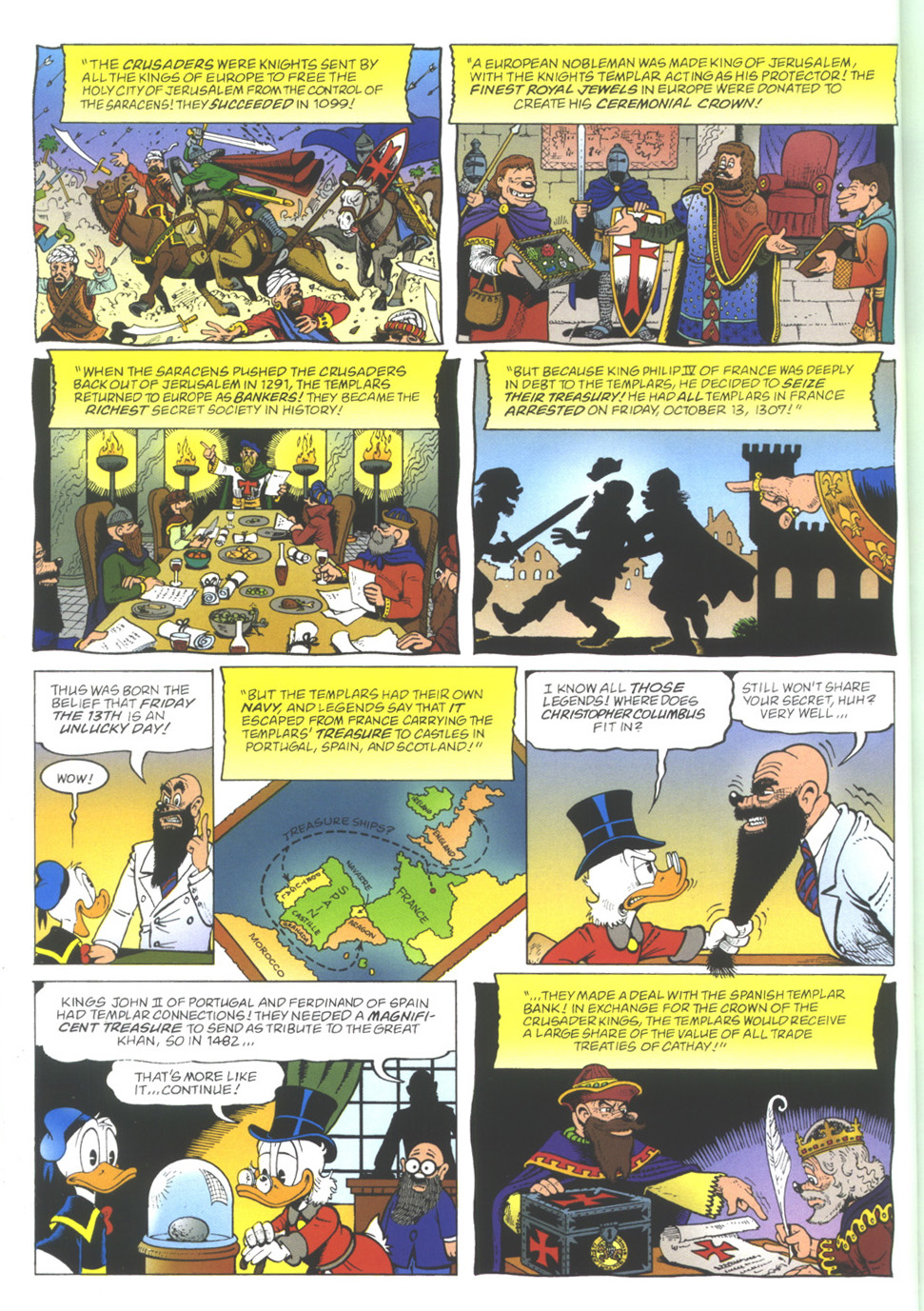 Uncle Scrooge (1953) Issue #339 #339 - English 14