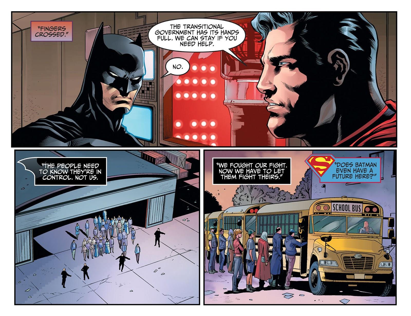 Injustice: Ground Zero Issue #24 #24 - English 16