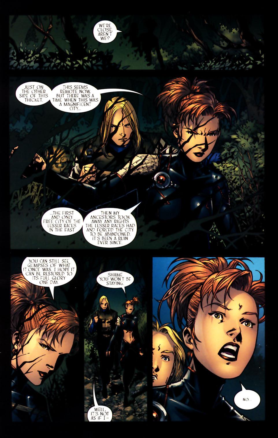 Read online Scion comic -  Issue #15 - 21