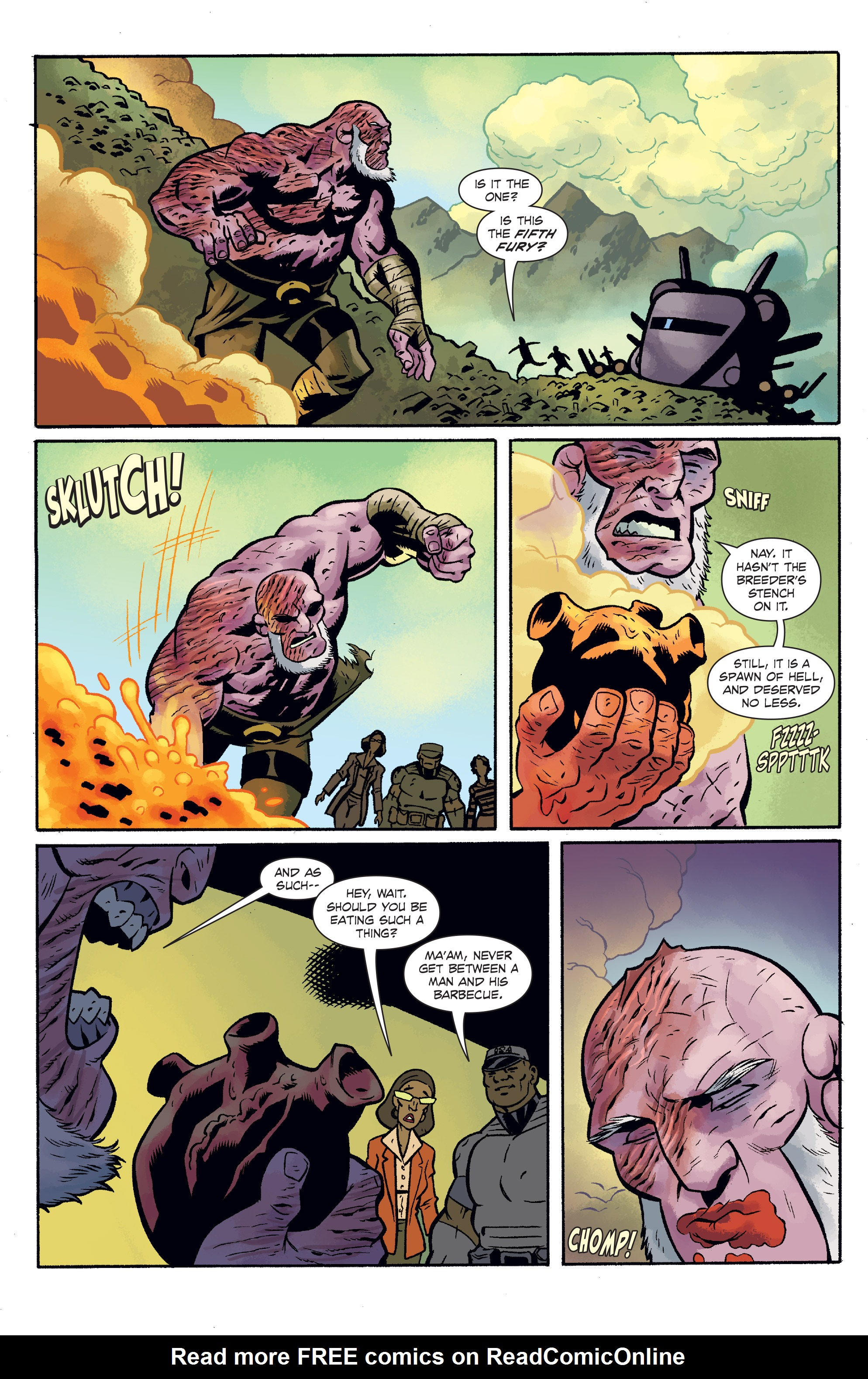 Read online The Anchor comic -  Issue # TPB 2 - 10