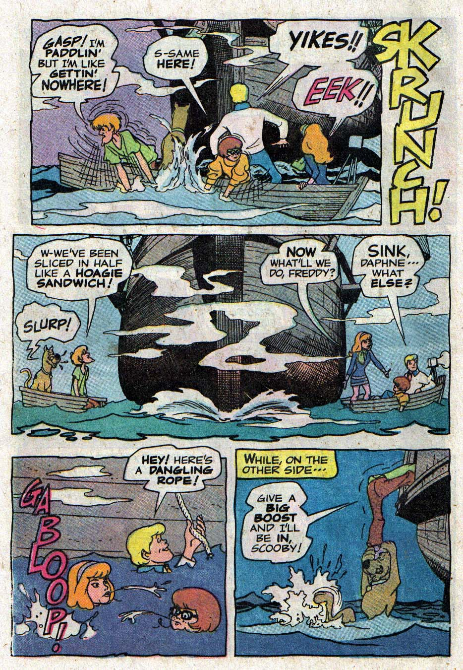 Read online Scooby-Doo... Mystery Comics comic -  Issue #26 - 10