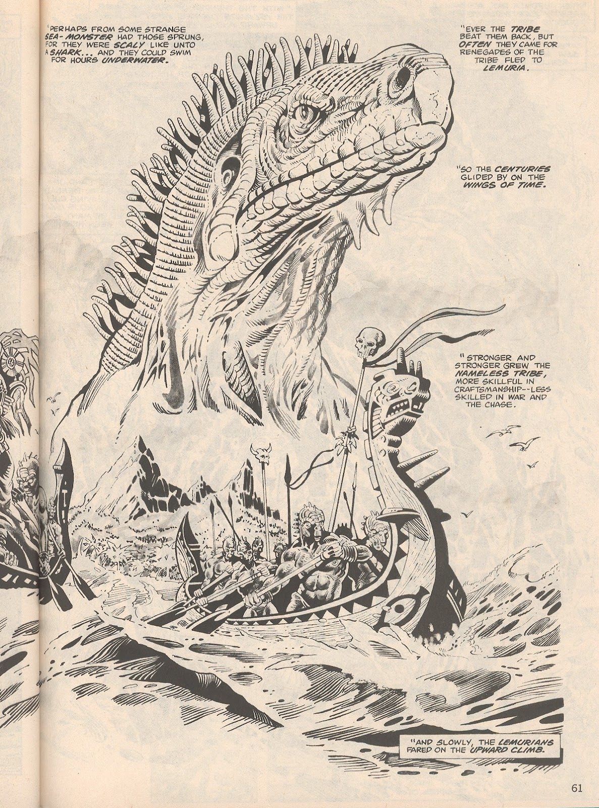 The Savage Sword Of Conan Issue #104 #105 - English 61