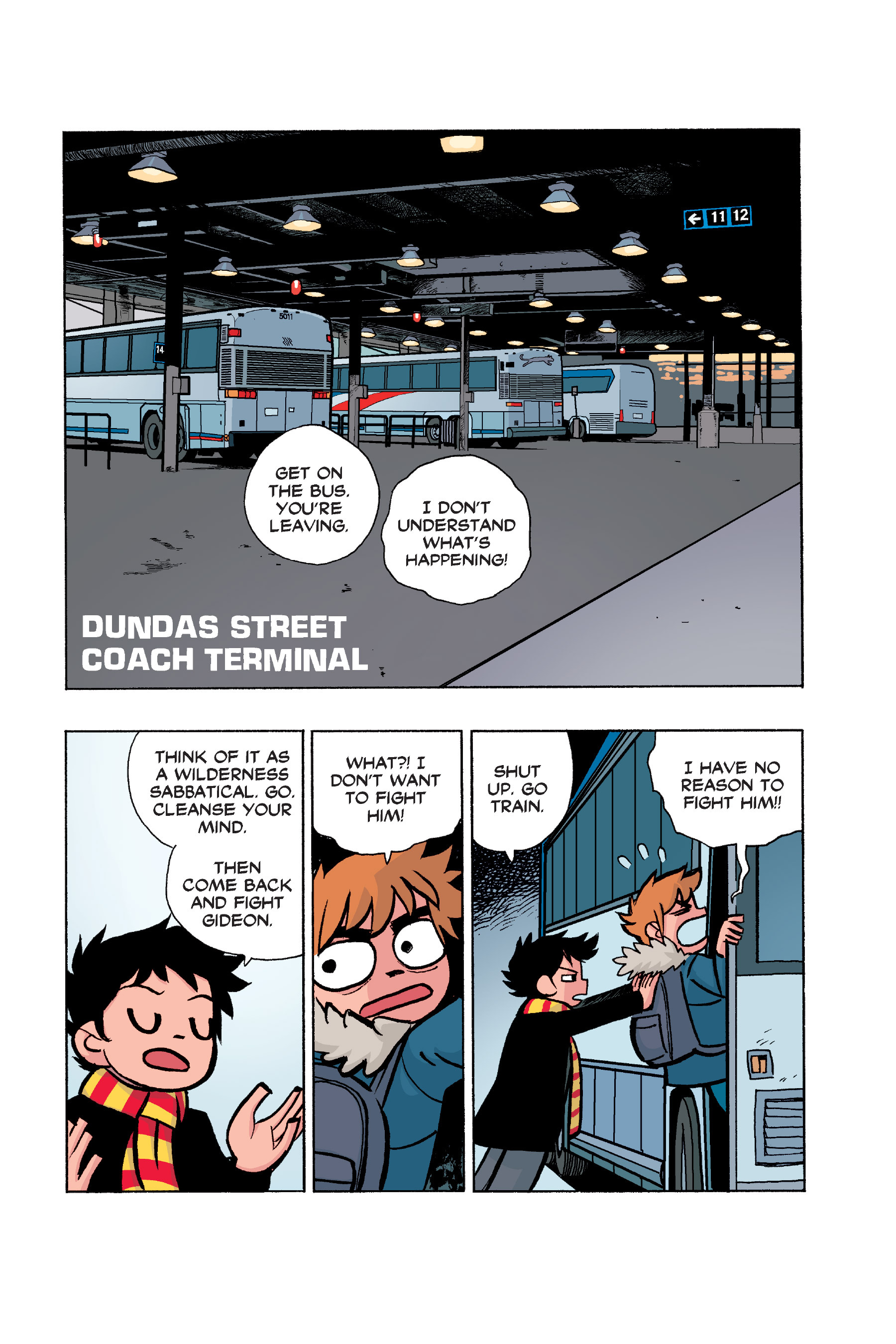 Read online Scott Pilgrim comic -  Issue #6 - 61