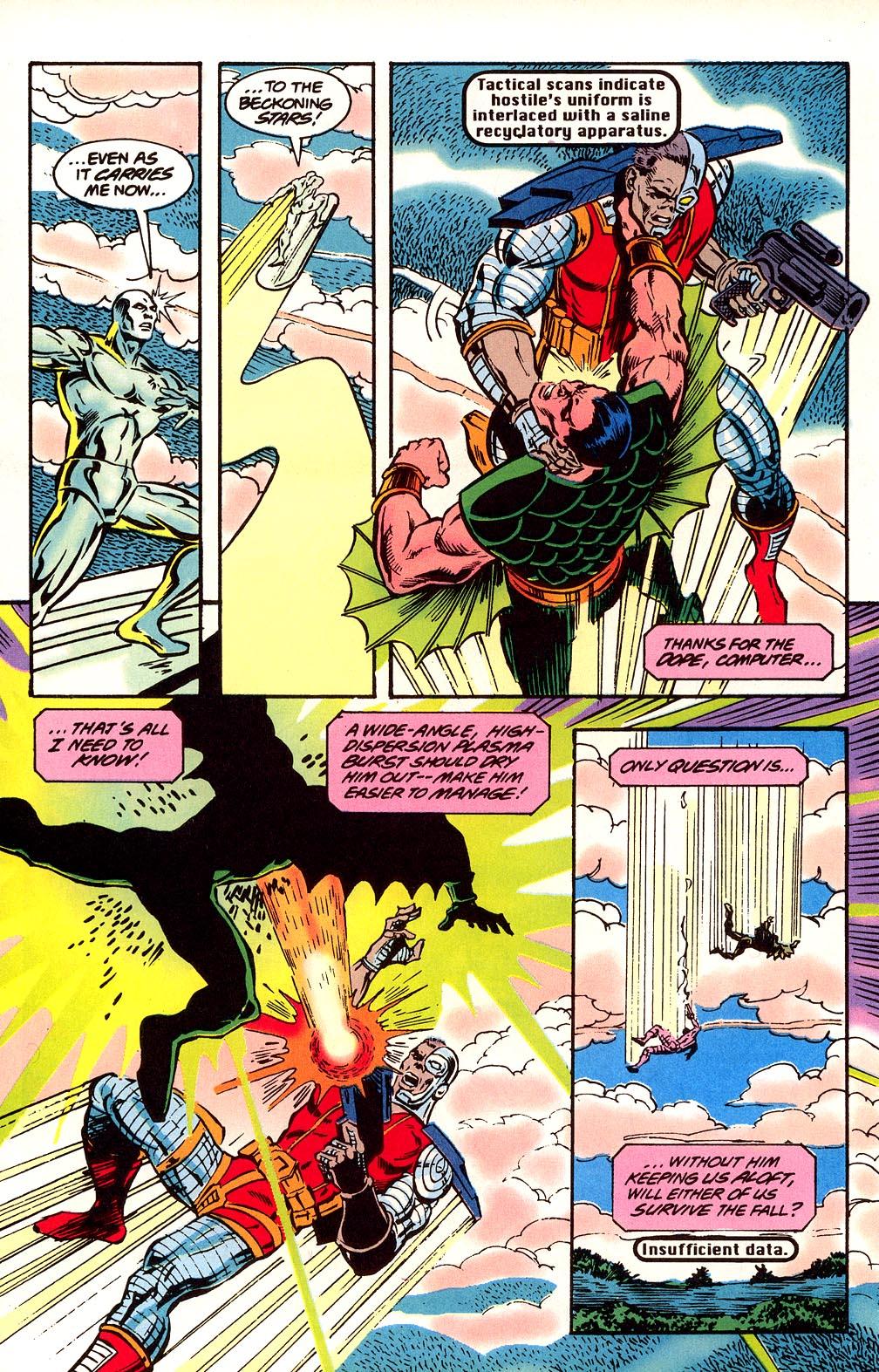 Read online Secret Defenders comic -  Issue #24 - 9