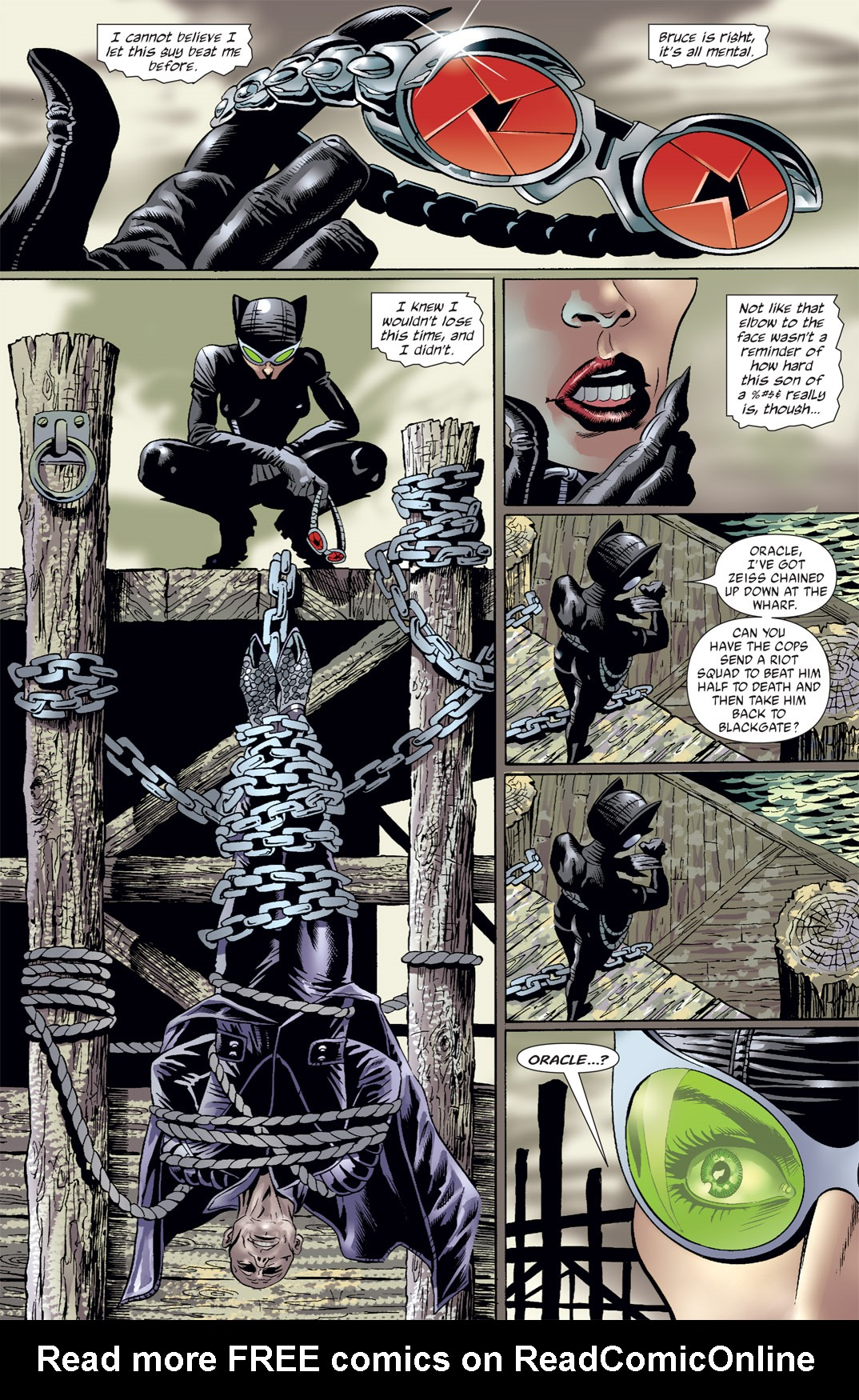 Read online Batman: War Games comic -  Issue #7 - 22