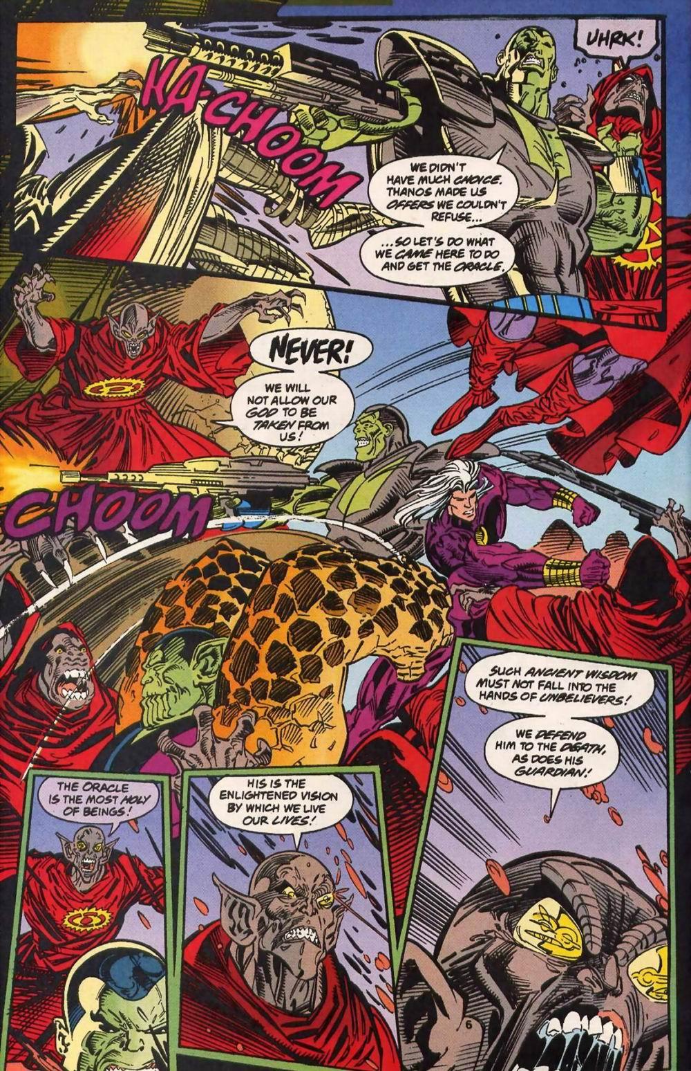 Read online Secret Defenders comic -  Issue #13 - 6