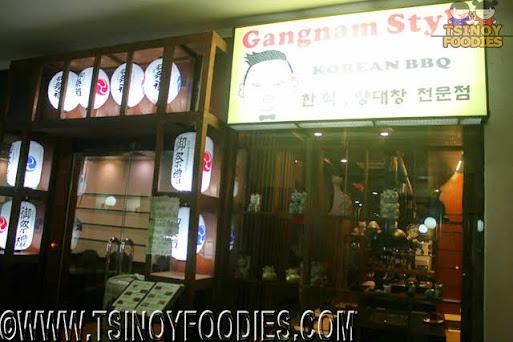 gangnam style korean bbq casual izakaya