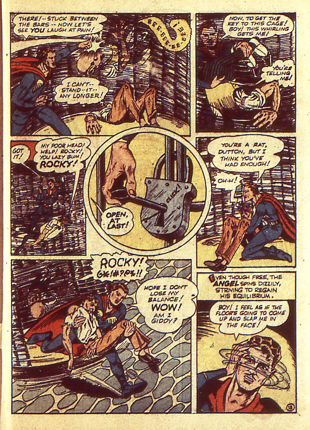 Sub-Mariner Comics Issue #4 #4 - English 64