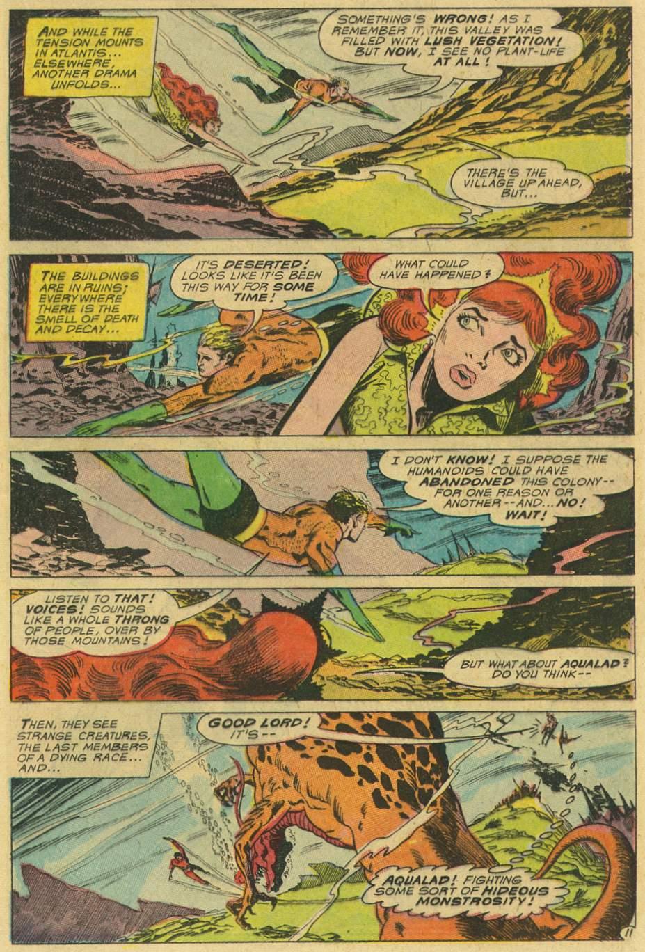 Aquaman (1962) Issue #47 #47 - English 15