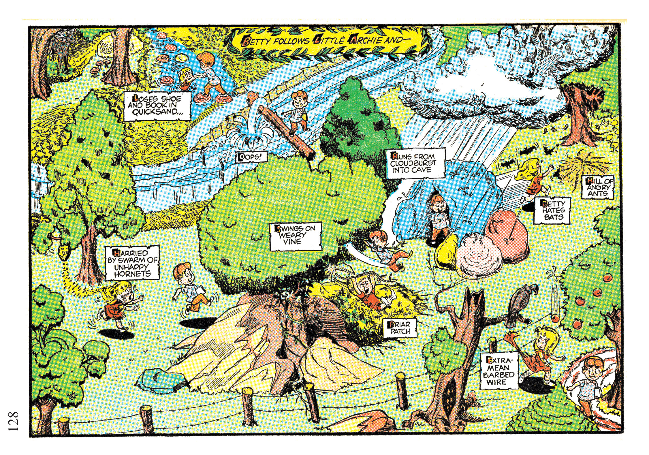 Read online The Best of Archie Comics comic -  Issue # TPB 1 (Part 1) - 125