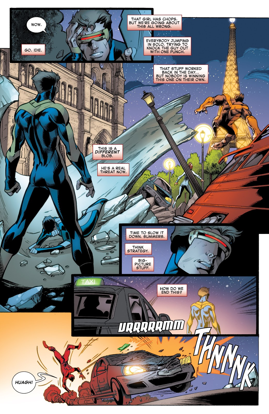 All-New X-Men (2016) Issue #6 #8 - English 7