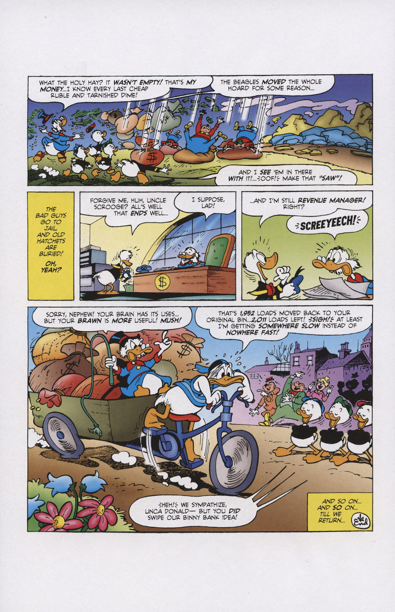 Uncle Scrooge (1953) #404 #404 - English 26