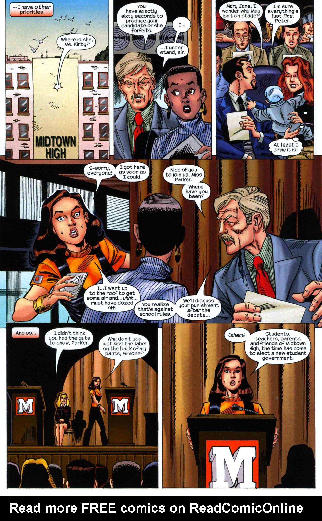 Amazing Spider-Girl #5 #26 - English 21