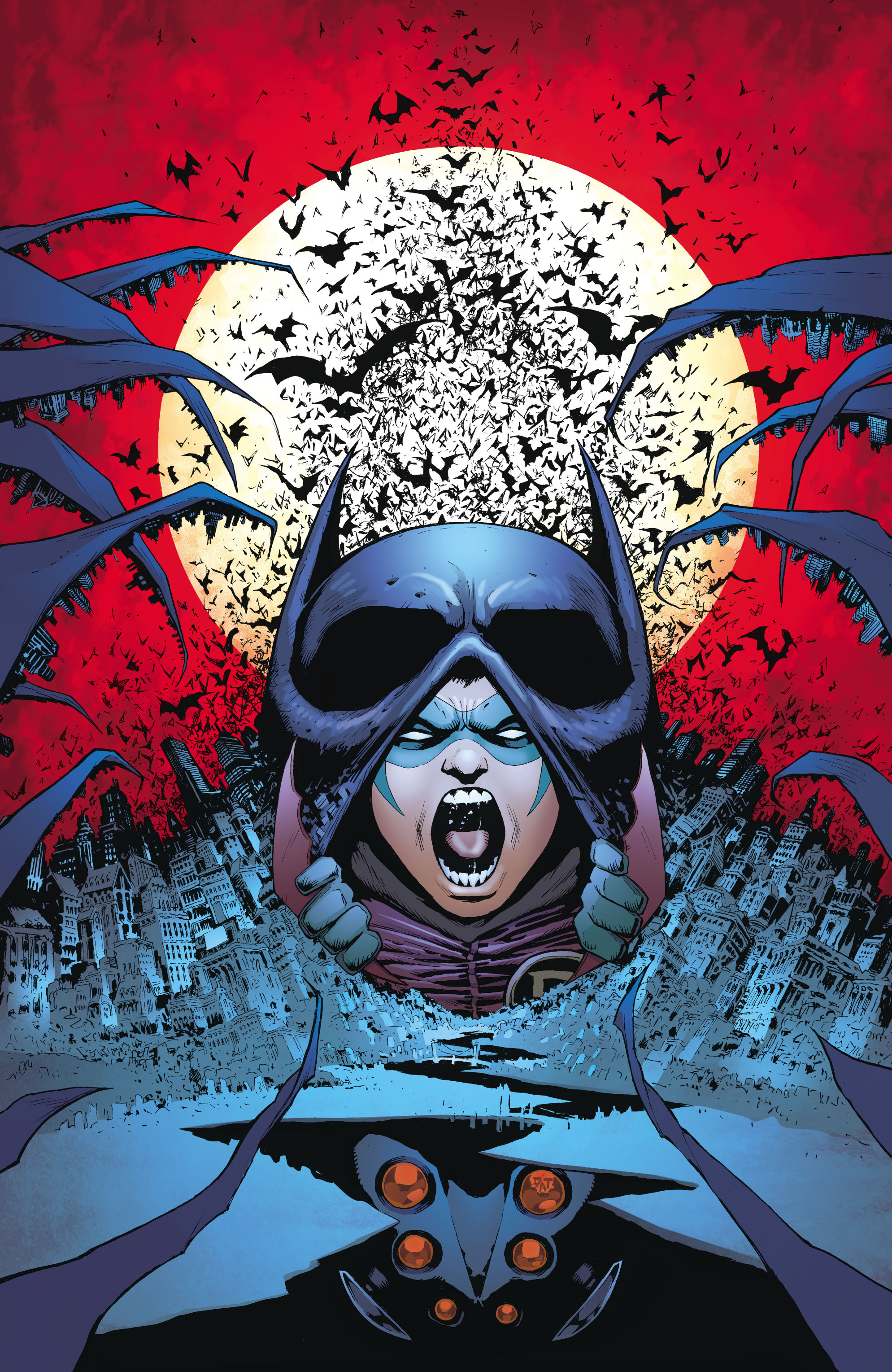 Batman and Robin (2011) chap 1 pic 68