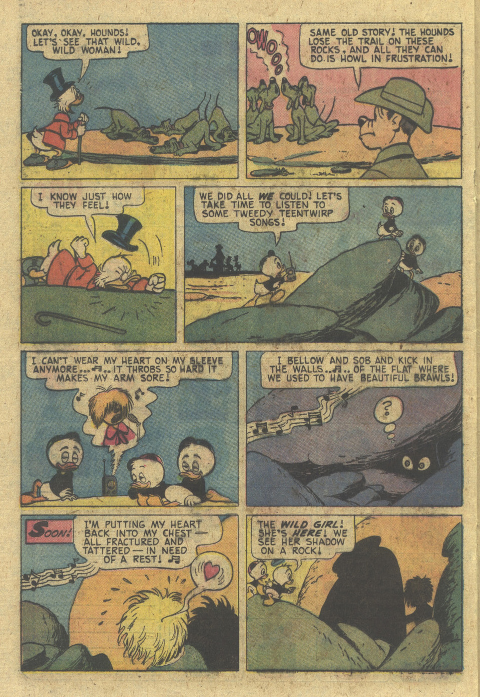 Uncle Scrooge (1953) Issue #128 #128 - English 20