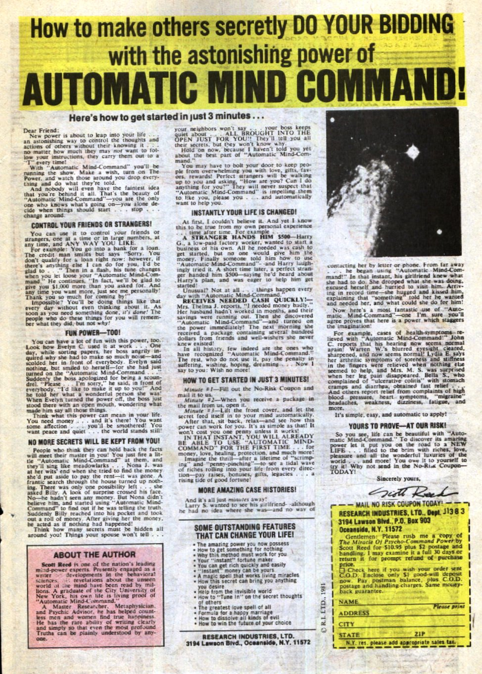 Read online Scary Tales comic -  Issue #40 - 17