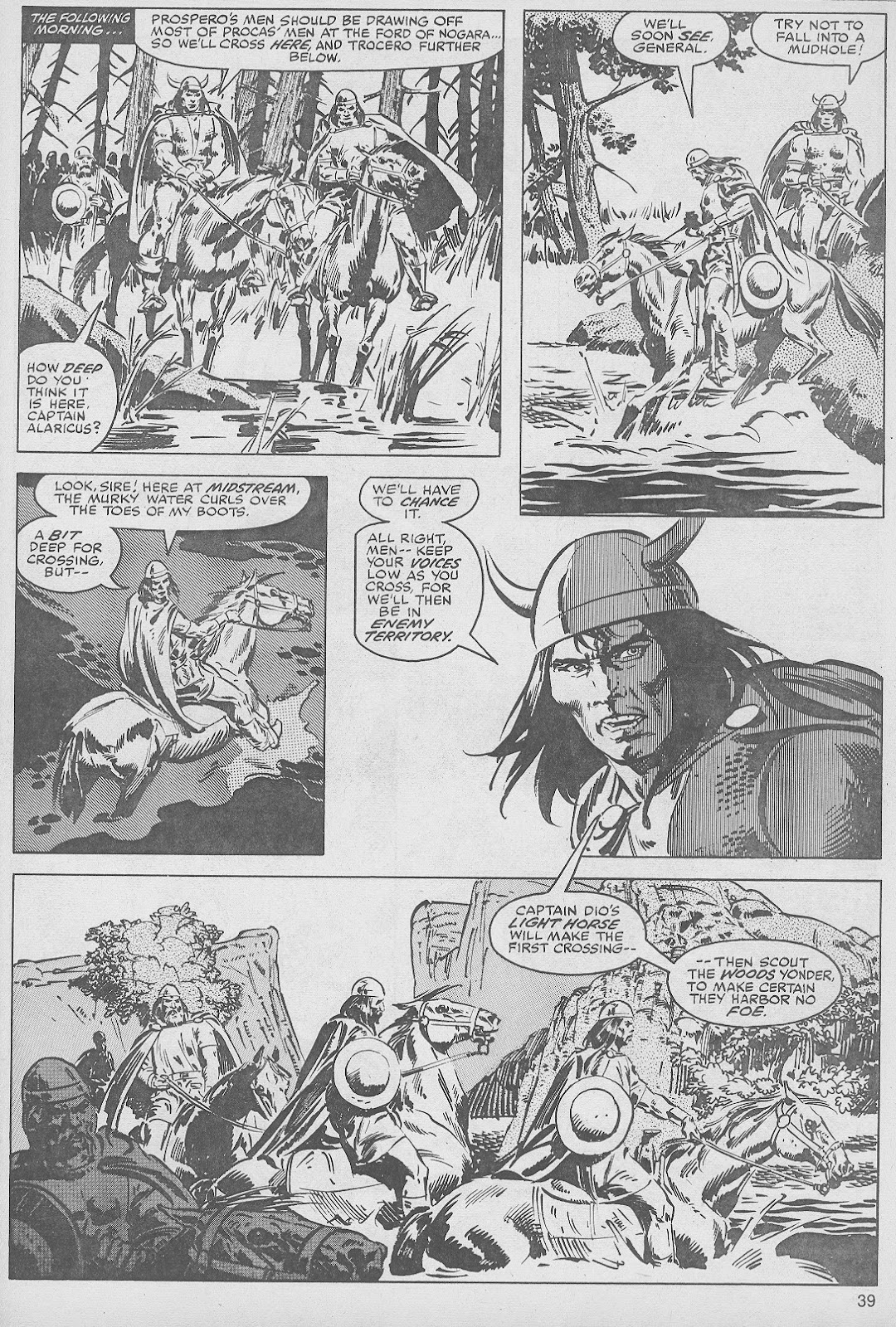 The Savage Sword Of Conan Issue #49 #50 - English 39