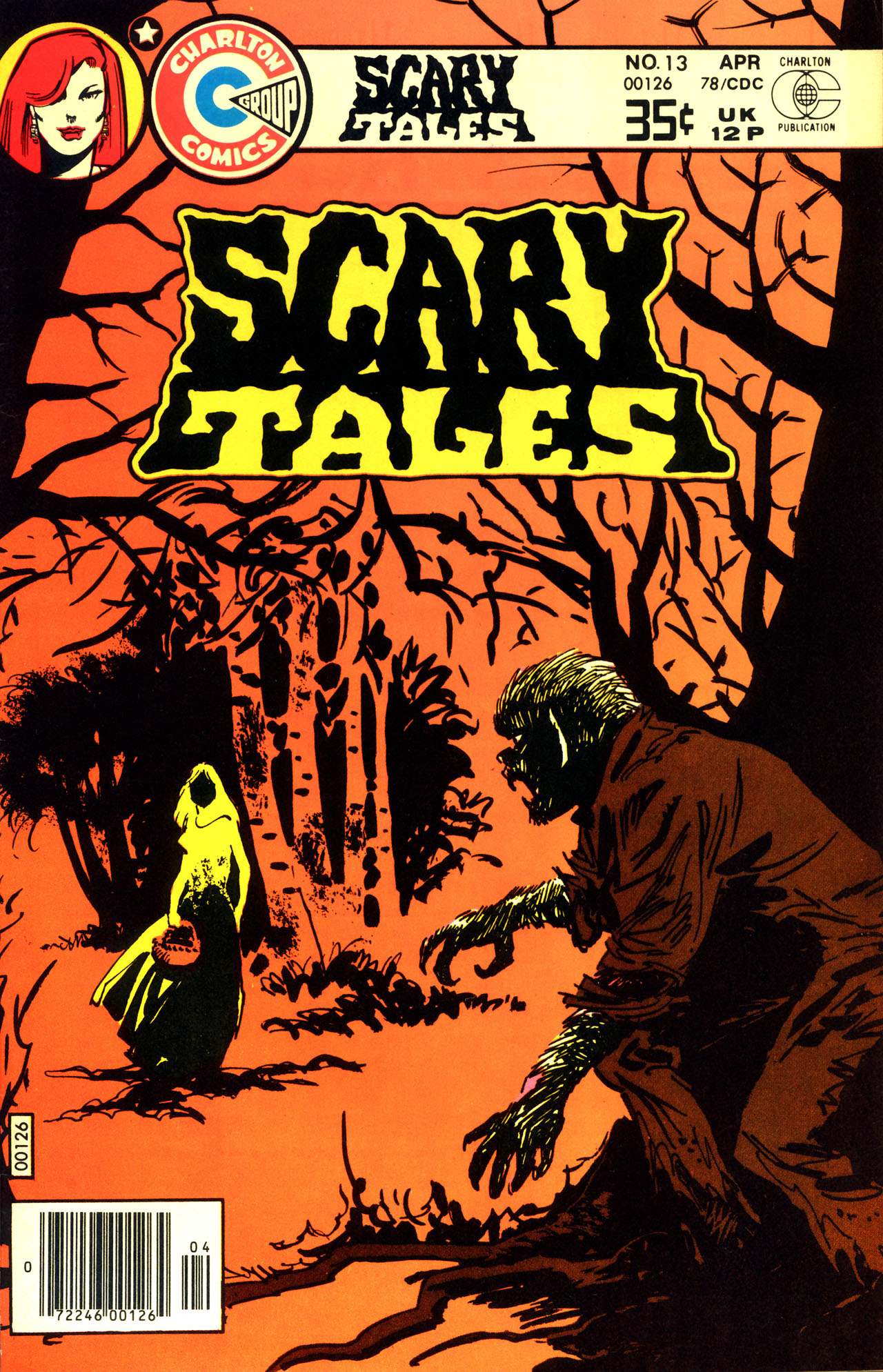 Read online Scary Tales comic -  Issue #13 - 1