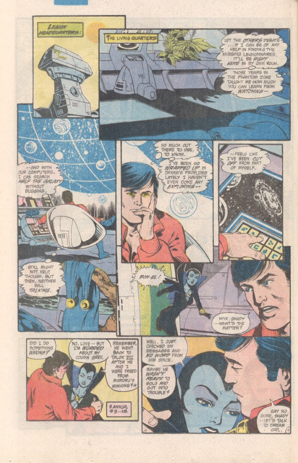 Tales of the Legion Issue #318 #5 - English 10