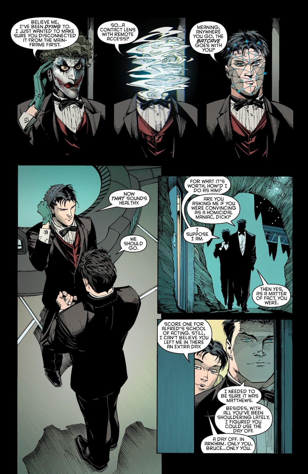 Batman (2011) Issue #1 #16 - English 12