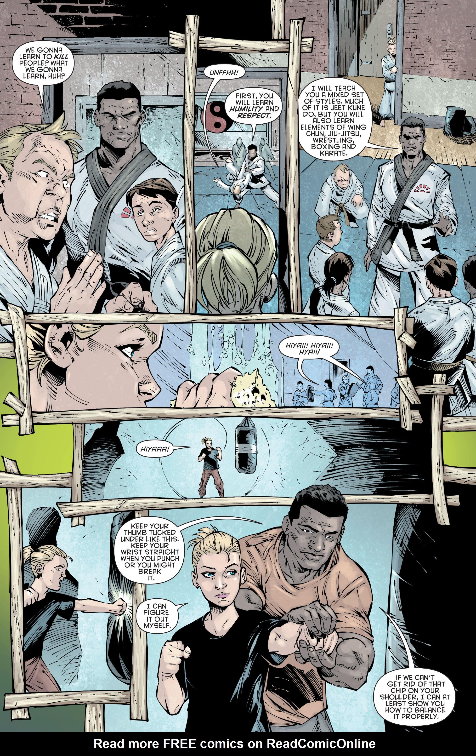 DC Comics: Zero Year chap tpb pic 182