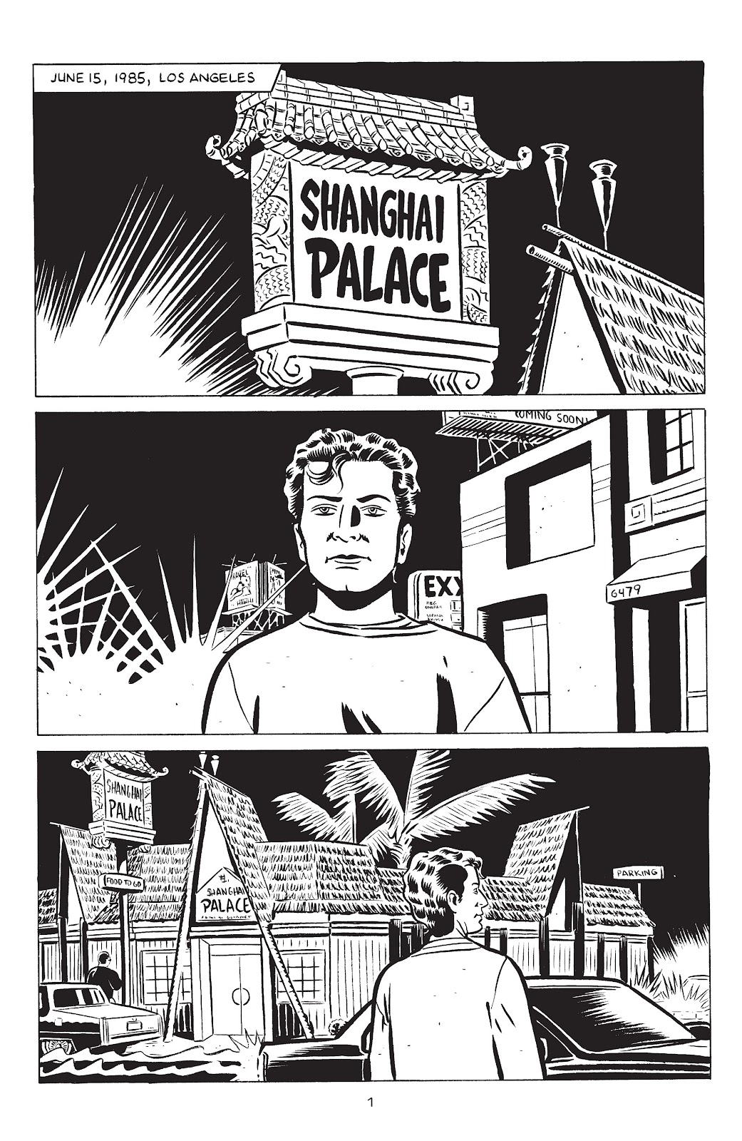Stray Bullets Issue #24 #24 - English 3