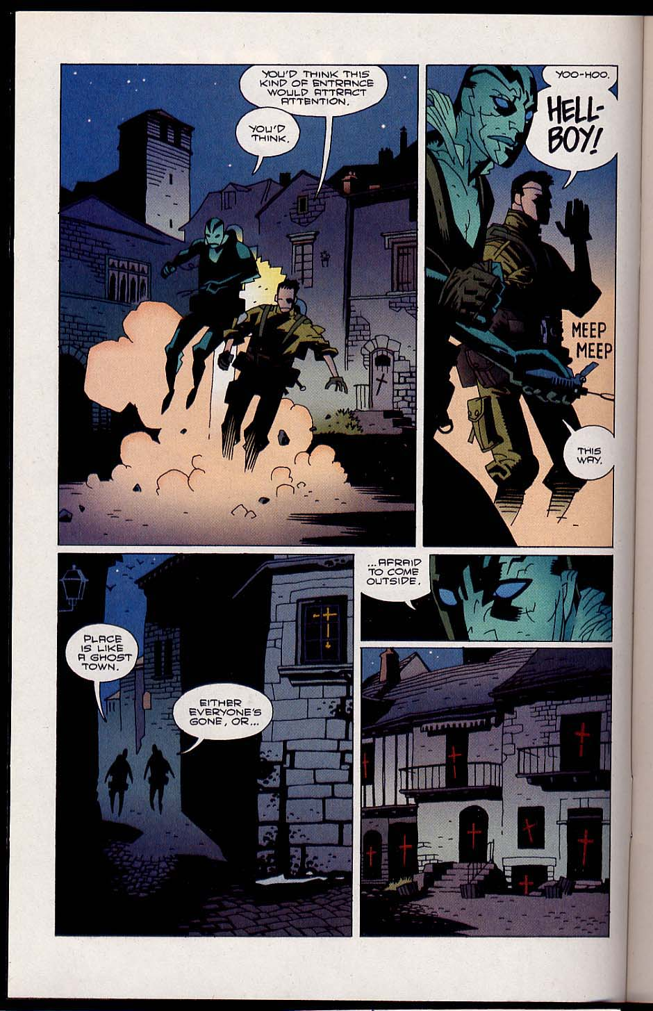 Hellboy: Wake the Devil Issue #5 #5 - English 4