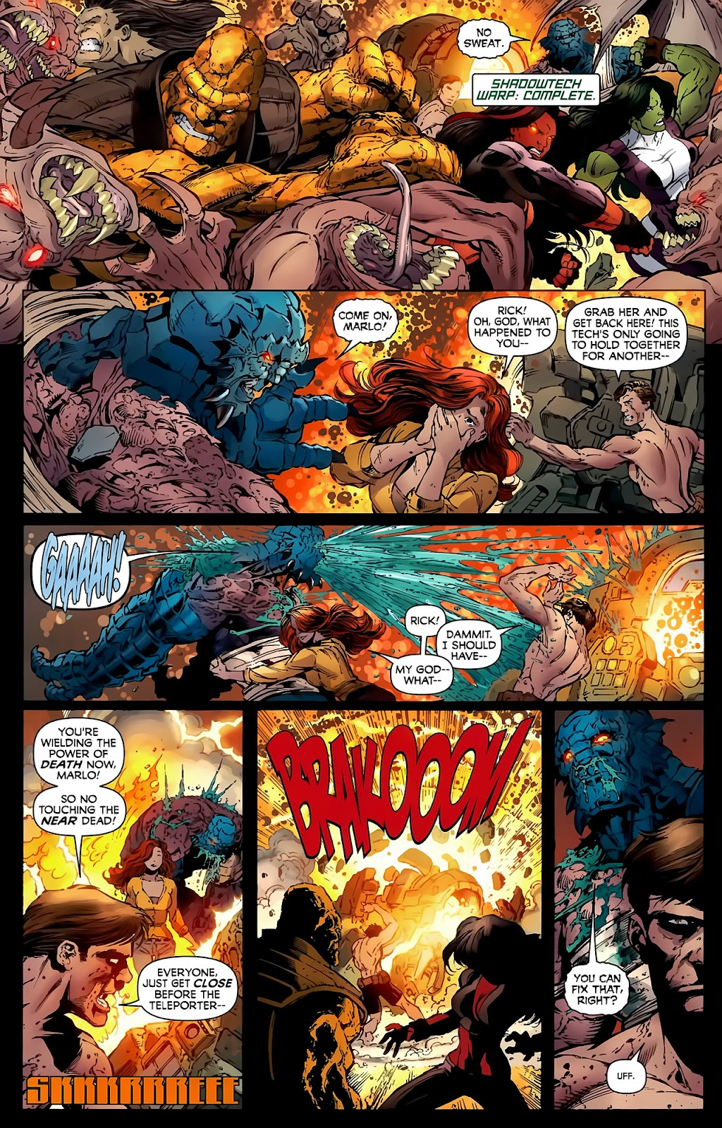 Incredible Hulks (2010) Issue #619 #9 - English 13