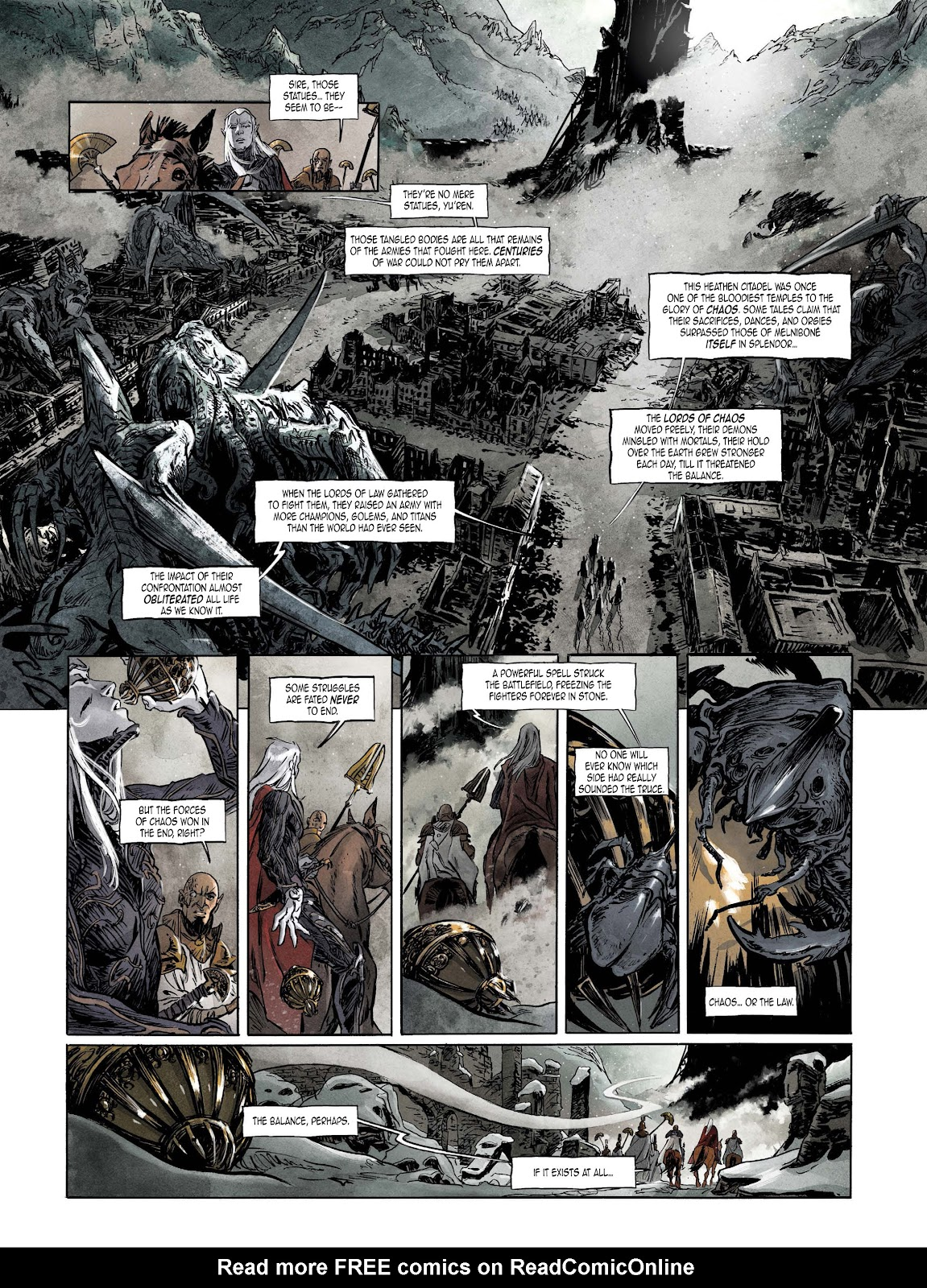 Elric (2014) TPB 2 #2 - English 39