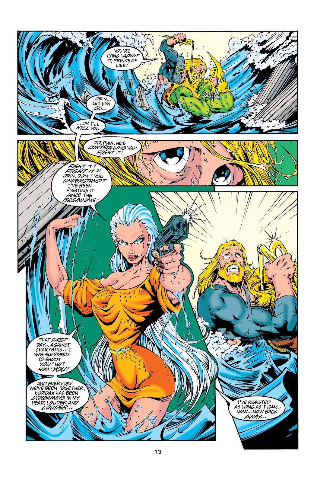 Aquaman (1994) Issue #25 #31 - English 14