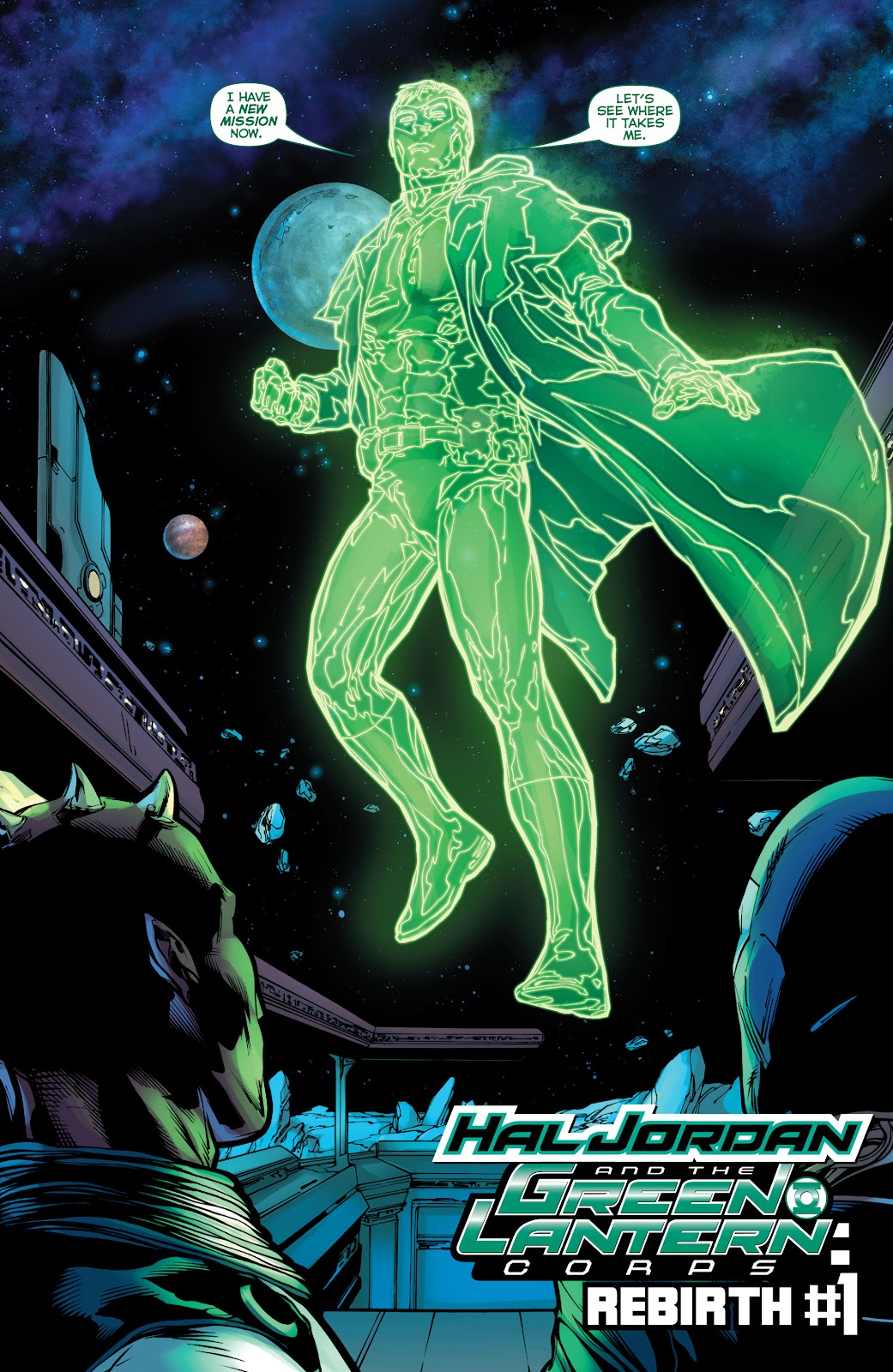 Green Lantern (2011) Issue #52 #61 - English 25