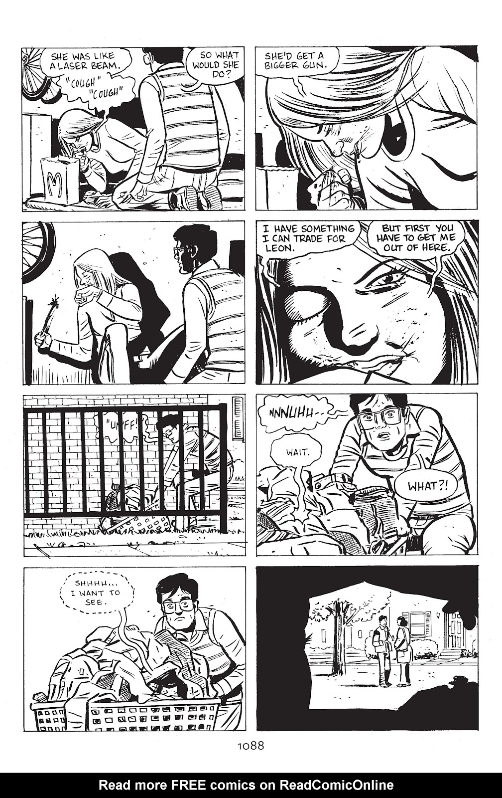 Stray Bullets Issue #41 #41 - English 12