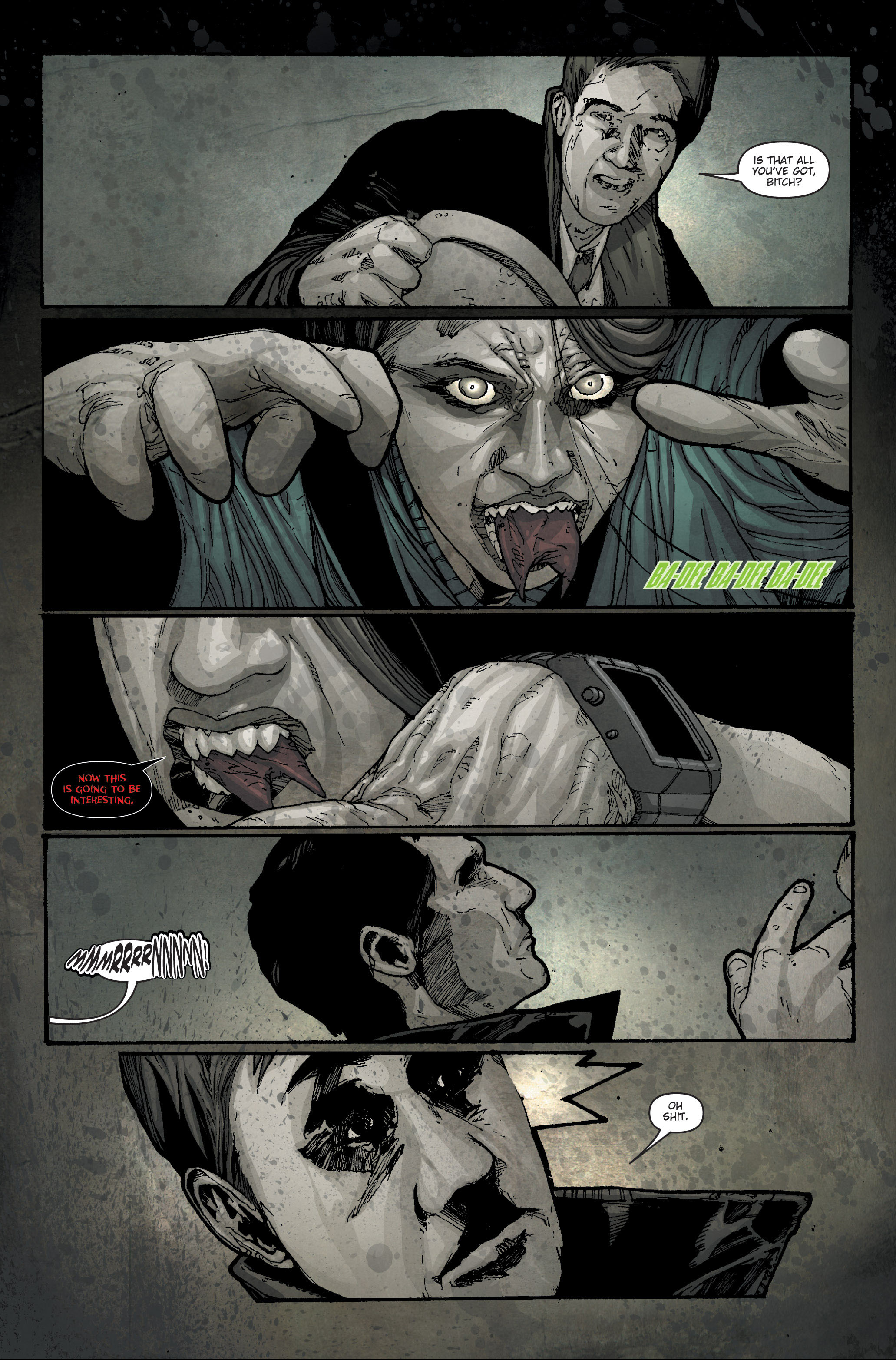 30 Days of Night: Spreading the Disease 1 Page 25