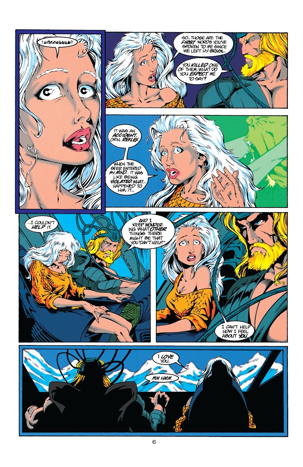 Aquaman (1994) Issue #19 #25 - English 6