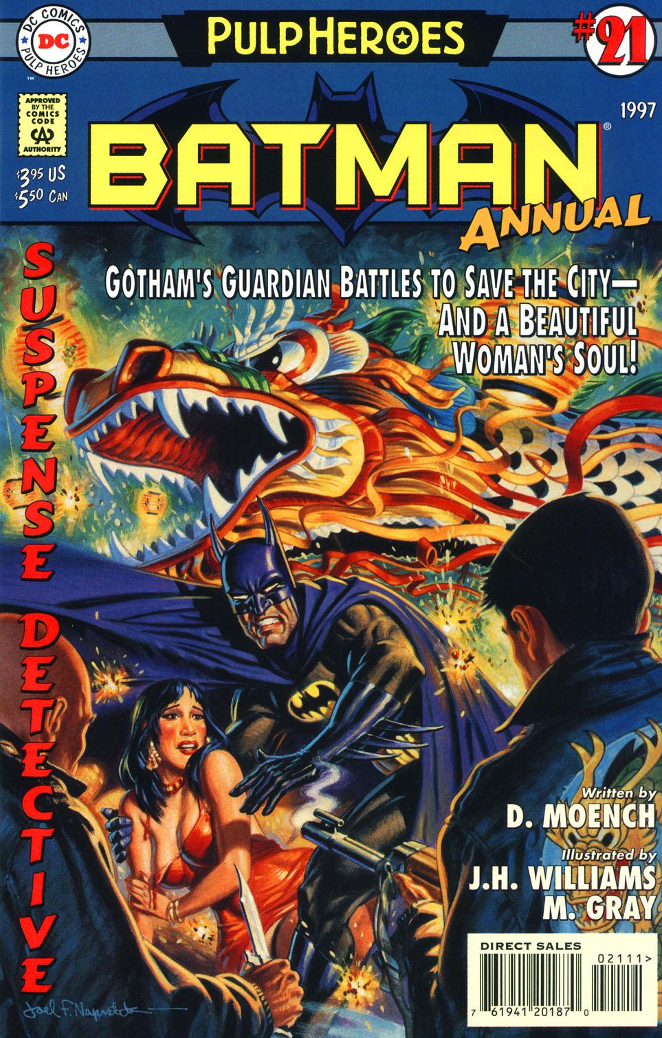Batman (1940) _Annual_21 Page 1