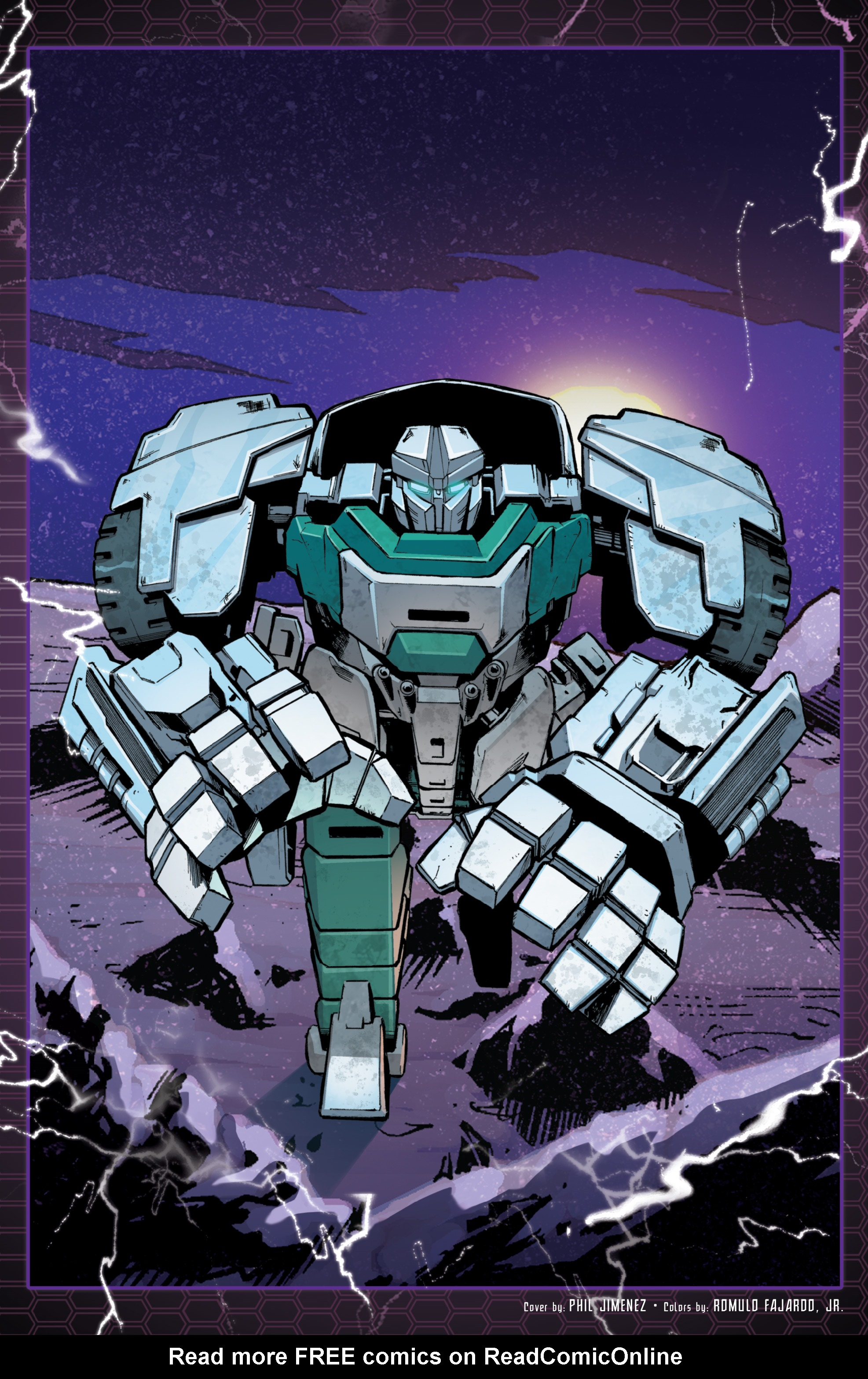 Read online The Transformers: Dark Cybertron Finale comic -  Issue # Full - 52