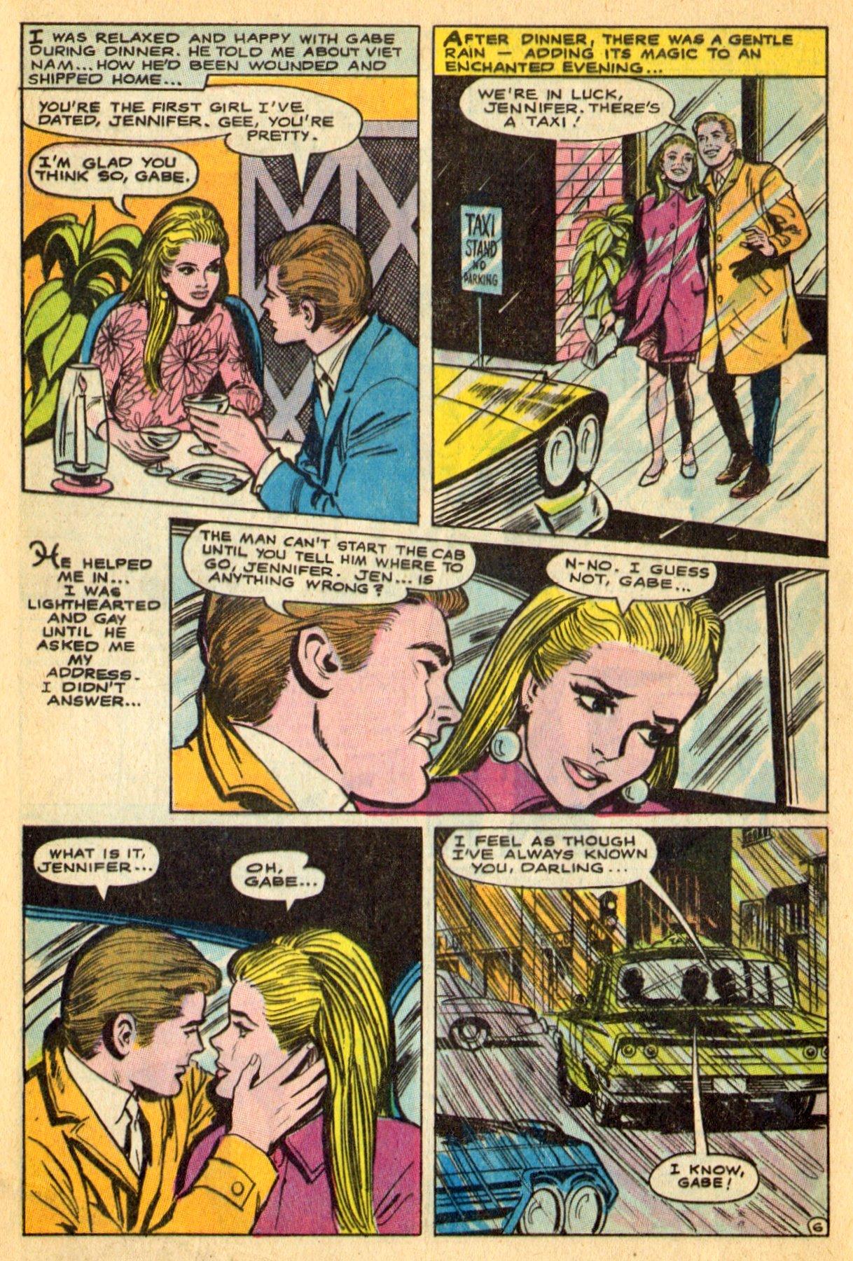 Read online Secret Hearts comic -  Issue #134 - 8