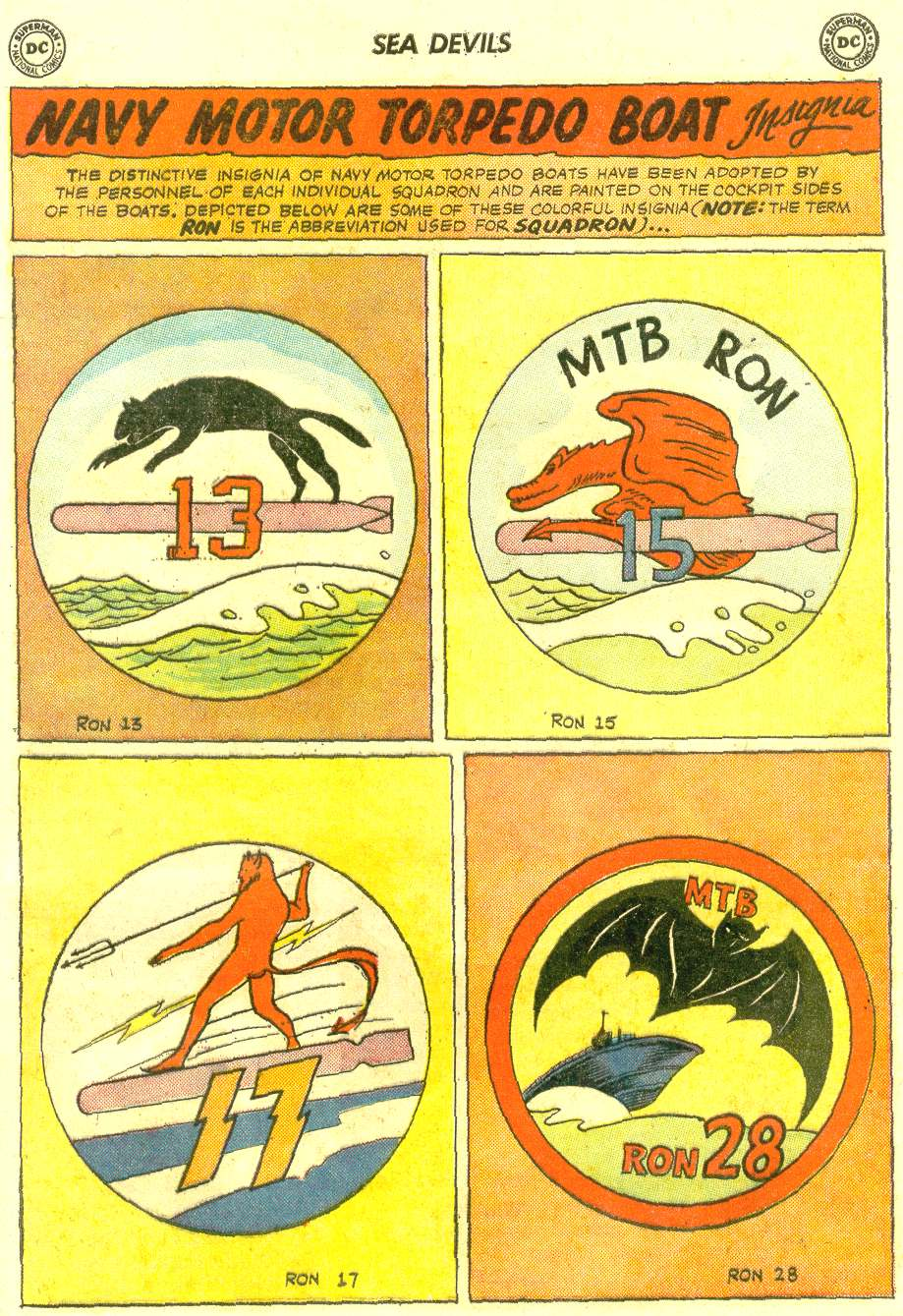 Read online Sea Devils comic -  Issue #12 - 25
