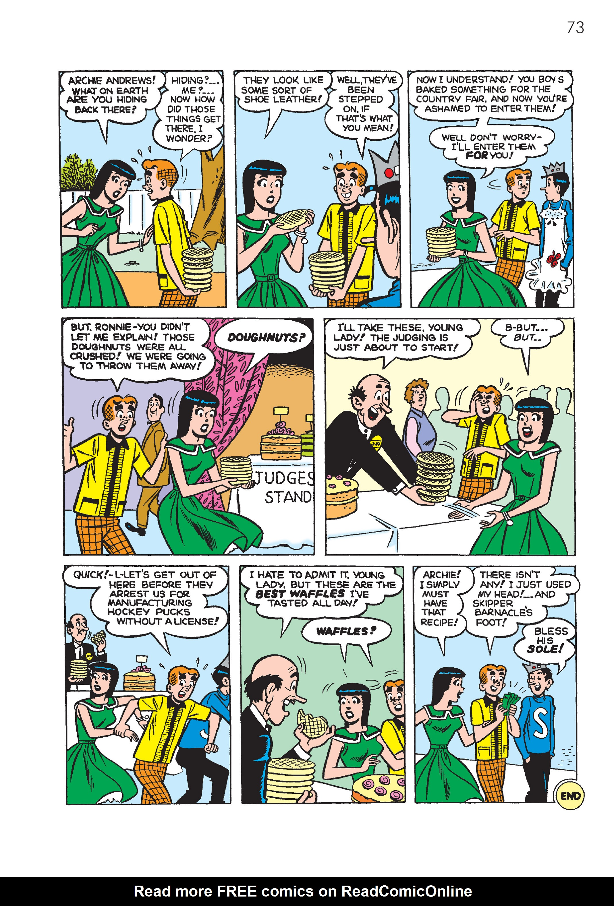 Read online The Best of Archie Comics comic -  Issue # TPB 4 (Part 1) - 74