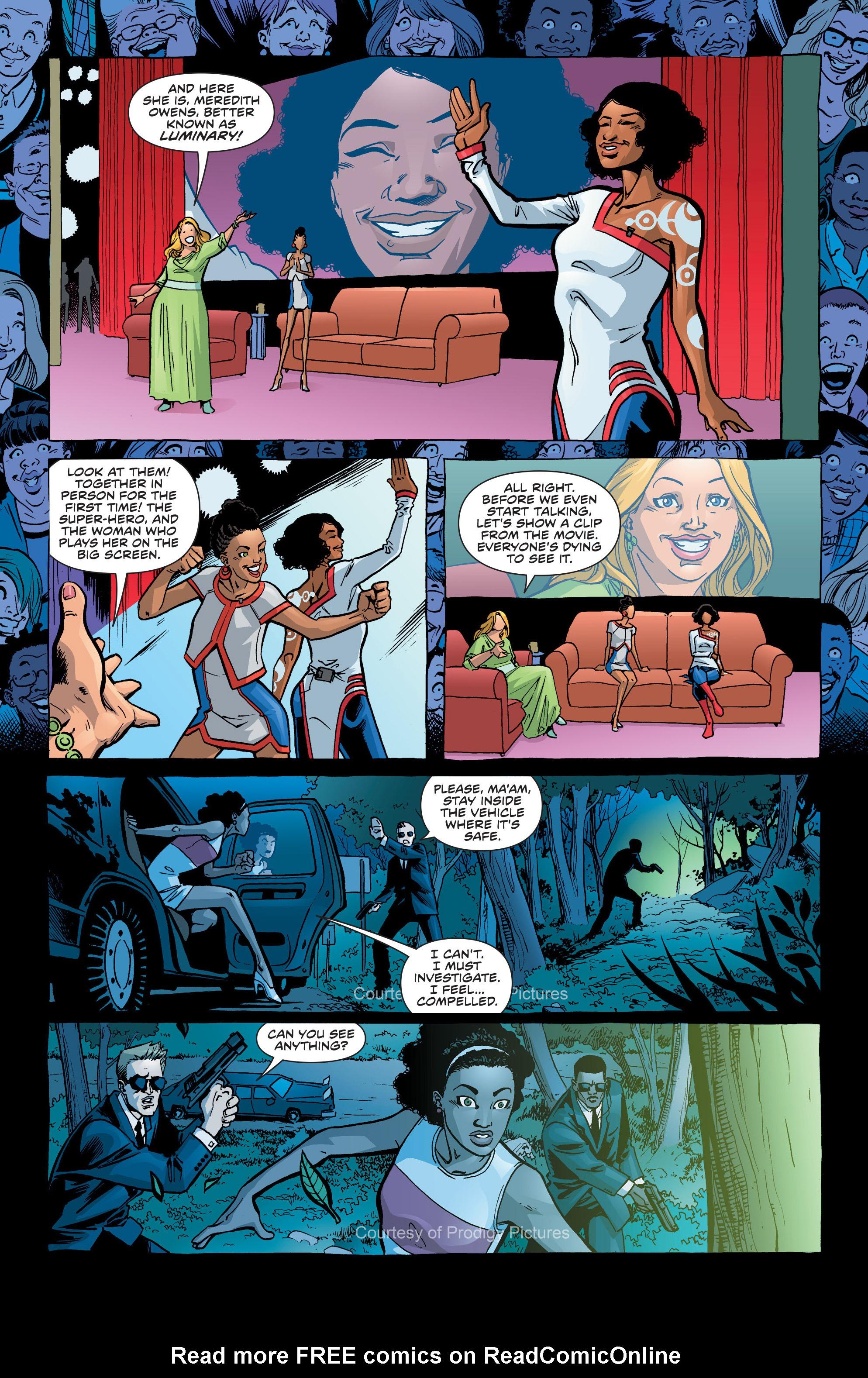 Read online Secret Identities comic -  Issue #5 - 5