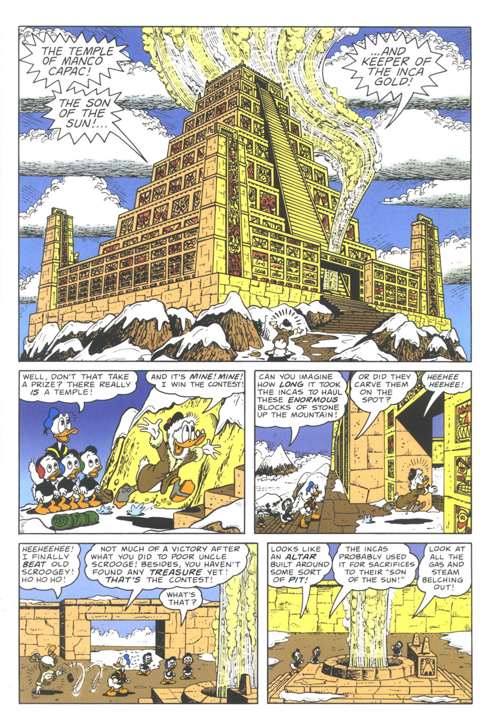 Uncle Scrooge (1953) Issue #335 #335 - English 15
