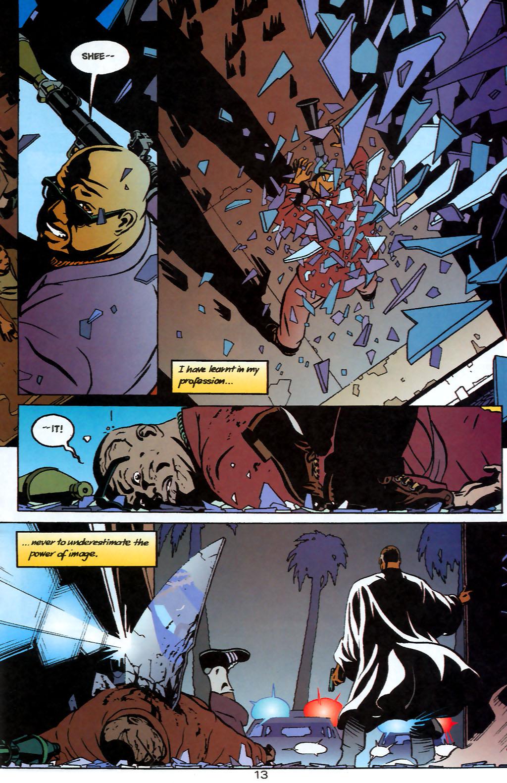Human Target (1999) 1 Page 13
