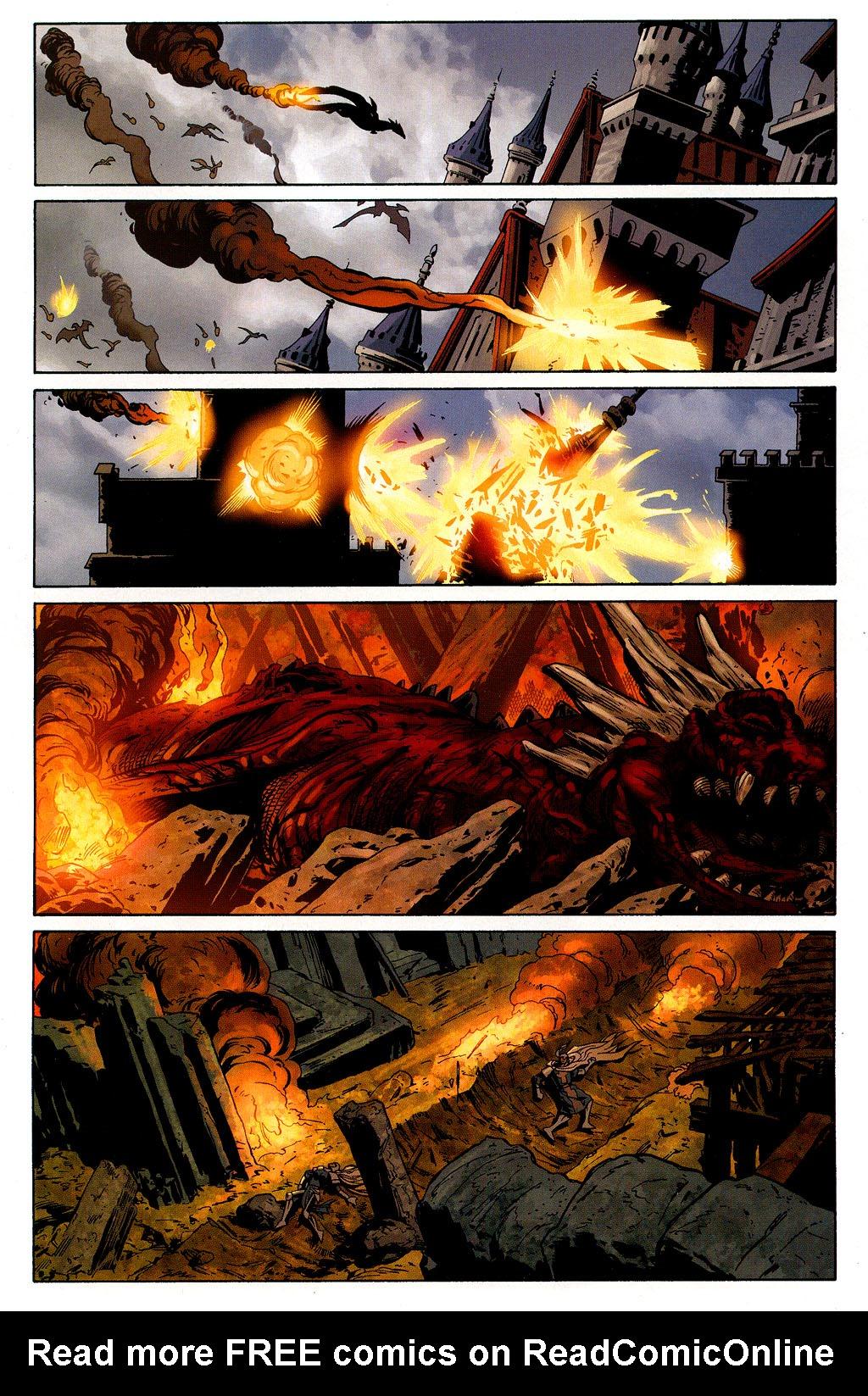 Read online Scion comic -  Issue #41 - 12