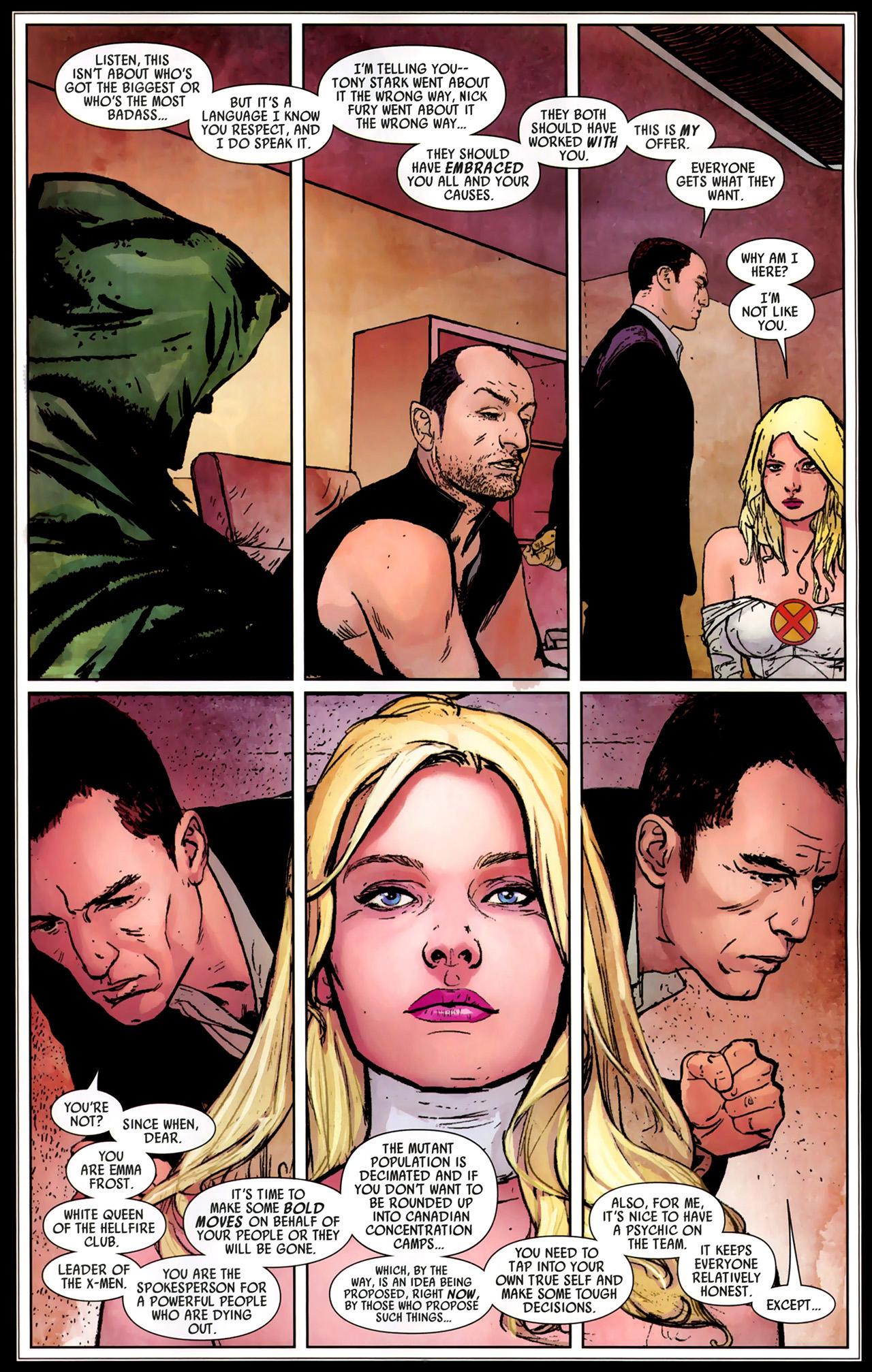 Read online Secret Invasion: Dark Reign comic -  Issue # Full - 16