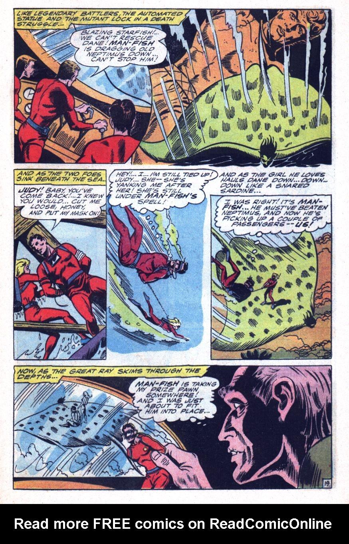 Read online Sea Devils comic -  Issue #26 - 30