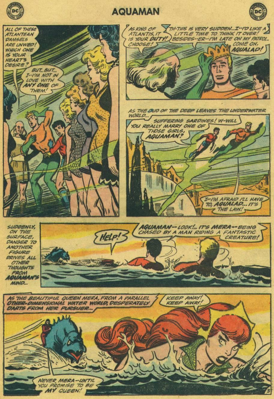 Aquaman (1962) Issue #18 #18 - English 5