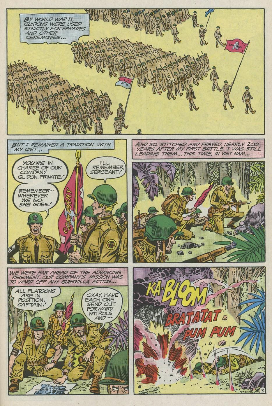 G.I. Combat (1952) Issue #288 #288 - English 26