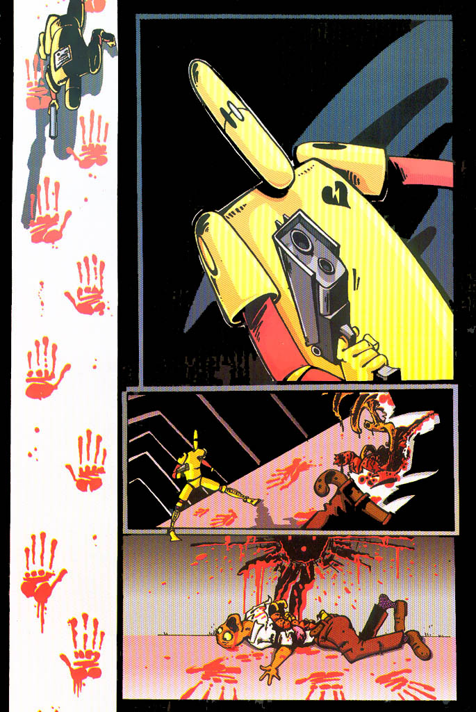 Read online Scud: The Disposable Assassin (1994) comic -  Issue #1 - 11